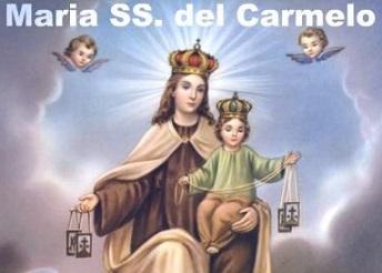 Luglio – Mese della Madonna del Carmine