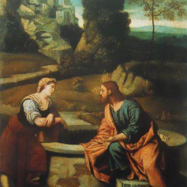 Vangelo della Terza domenica di Quaresima