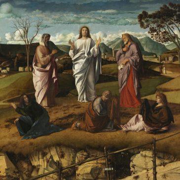 Vangelo della Seconda domenica di Quaresima