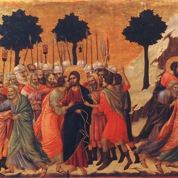 Vangelo della domenica delle Palme – Passio