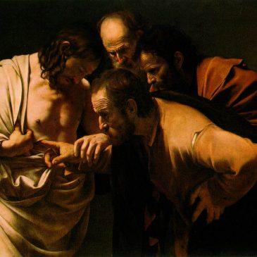 Vangelo della seconda domenica di Pasqua