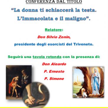 Conferenza in Santuario