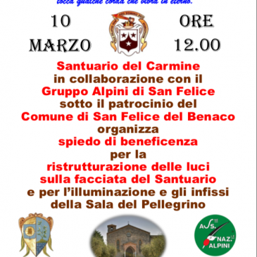 Spiedo di beneficienza
