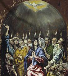 Solennità di Pentecose