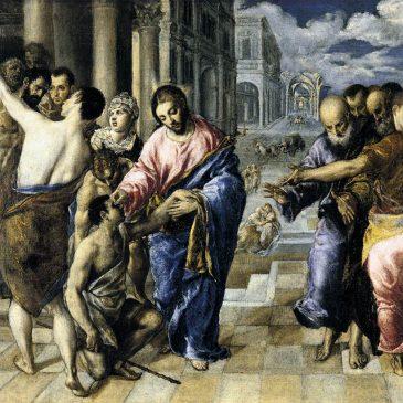 Vangelo della quarta domenica di Quaresima